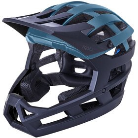 Kali Invader 2.0 SLD Helmet, matt blue/black